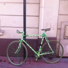 Cool bike #paris