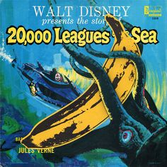 """20,000 Leagues Under the Sea...""""the octopus wrapped it's testicles around the boat!"""" -Jason Burress, 8 years old"""
