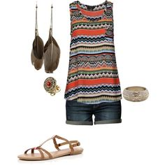 """Untitled #19"" by curlyblue on Polyvore"