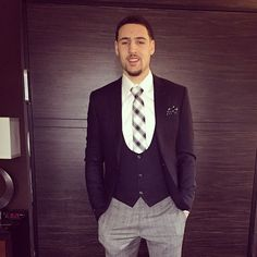 """Exactly,"""" Klay Thompson said Friday, laughing in reference to Houston coming from behind to beat the Clippers in the Western Conference semifinals. Description from jocksandstilettojill.com. I searched for this on bing.com/images"""