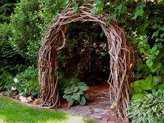 Wonderful Backyard Secret Garden Landscaping (14)