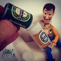 Woody Heineken