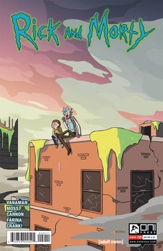 Rick and Morty™ one-shot written by Sean Vanaman and Olly Moss of Camp Santo's hit video gameFirewatch™! Sean Vanaman is the co-founder and developer of Camp Santo, as well as the writer of Firewat…