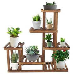 General Use: Outdoor FurnitureSpecific Use: Garden SetMaterial: WoodenFolded: YesModel Number: YesStyle: CountrysideAppearance: ModernWood Type: other Plant Shelves Outdoor, Wooden Plant Stands Indoor, Garden Shelves, Wood Plant Stand, Flower Planters, Flower Pots, Plantas Indoor, Corner Plant, Wooden Display Stand