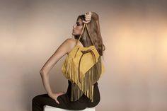 Georgina Skalidi Clutch Bags, Bucket Bag, Fashion, Moda, Fashion Styles, Clutch Purse, Fashion Illustrations, Clutch Bag