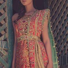 Tena Durrani's 'Mon Reve' Bridal Collection 2016 16