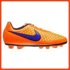 promo code df369 14761 Nike Junior Magista Ola FG-R (Laser Orange Total Orange Volt