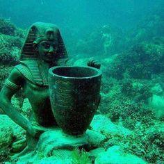 Alexandria UnderWater Open Museum