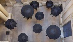 Medusa by AlbanGUEHO Festival des Architectures Vives 2014 à Montpellier Open Architecture, Commercial Architecture, School Architecture, Architecture Details, La Grande Motte, Umbrella Art, Montpellier, The Visitors, Greek Mythology