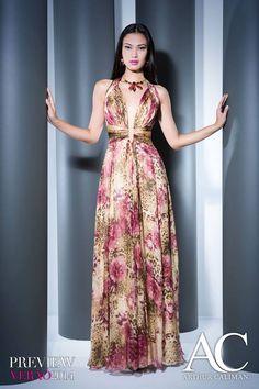 ARTHUR CALIMAN |  Beleza Feminina http://www.arthurcaliman.com.br Vestido de Festa