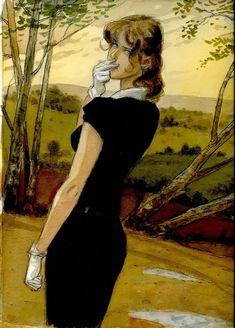 Gibrat | ... une rétrospective exceptionnelle consacrée à Jean Pierre Gibrat