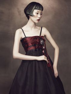 예쁜한복, 한복드레스, 퓨전한복 - 진주상단 한복 - : 네이버 블로그