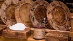 Le bois sculpté