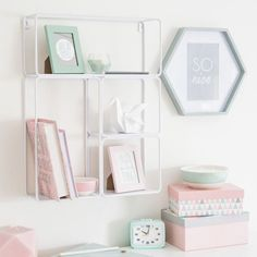 Color scheme for a baby girl nursery #decor