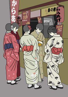 Japan on Behance