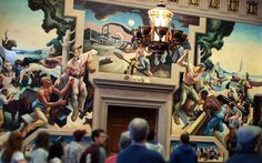 Thomas Hart Benton: Murals in the Missouri State Capitol