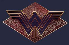 Wonder Woman II Movie Logo Revealed?