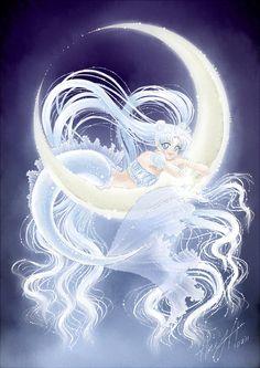 princess serenity and tsukino usagi (bishoujo senshi sailor moon) - Danbooru Sailor Moon Manga, Sailor Moons, Arte Sailor Moon, Sailor Moon Fan Art, Sailor Saturn, Sailor Moon Crystal, Anime Mermaid, Mermaid Art, Mermaid Melody