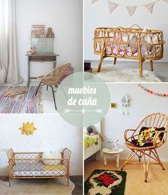 muebles caña infantil