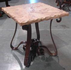 The Escritorio Santa Paula Is An Elegant Desk Made With