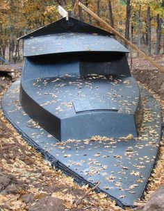 Cellar Root Storm Shelter | root cellars have always been a crucial part of any survival strategy ...