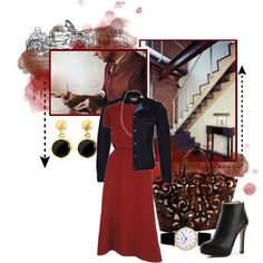 """""""At the Architecture Studio"""" by ssquared on Polyvore"""