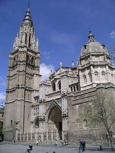 Toledo,La catedral