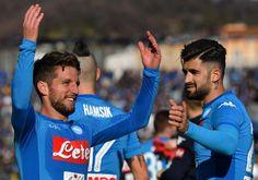 Il Napoli si conferma squadra da battere anche dopo la lunga sosta invernale. Bella vittoria anche della Lazio che si impone 5-1 sul Chievo Verona.