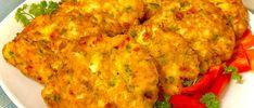 Puszyste kotleciki drobiowe z czosnkiem i pietruszką - Blog z apetytem Ratatouille, Tandoori Chicken, Cauliflower, Chicken Recipes, Vegetables, Ethnic Recipes, Blog, Cauliflowers, Vegetable Recipes