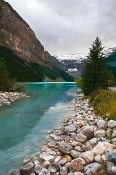 Lake Louise..one of the most beautiful places I've ever been!