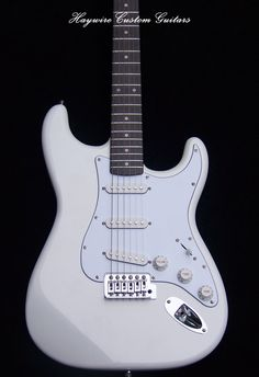 Haywire Custom Shop USA Bluescaster-Lollar Pickups, low action, Satin finish on back of the neck.Can't put this down once you pick it up. Sounds and feels great! http://www.haywirecustomguitars.com