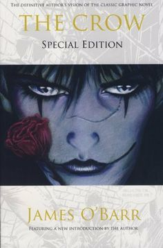The Crow: Special Edition by James O'Barr, http://www.amazon.co.uk/dp/0857687956/ref=cm_sw_r_pi_dp_t2Bntb03MRVFE