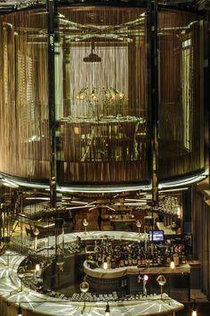 Basque in the glory of Hong Kong's shiny new Art Deco-inspired Spanish restaurant… http://www.we-heart.com/2014/11/24/isono-vasco-aberdeen-street-hong-kong/