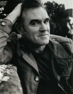 #Morrissey is sexy in his (older age).