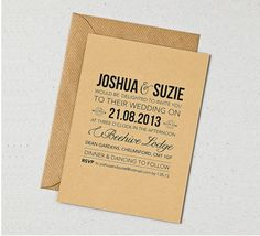 Our Invitation designservice For : 1. Unique and professional design. 2. Revisions 3. Unique design from scratch. No Templates!! You just have to send us : -Detail text -Name -Color preferences -…