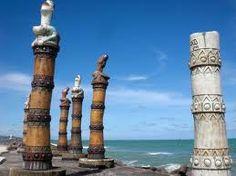 """""""Parque das Esculturas"""". Recife. Estado de Pernambuco, Brasil."""