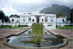 During the century, Cape Town grew significantly, fuelled in no small part by its role in supplying ships engaged in foreign wars. The garden expanded . Cape Town, 17th Century, South Africa, Art Gallery, Mansions, Country, Architecture, Monuments, Nice