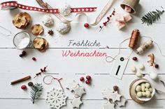 Weihnachtliche Post aus meiner Küche mit Schokoladen Gewürzkuchen – Leise rieselt das Mehl
