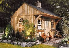 Glen Echo Workshop - Summerwood Custom Workshop Designs - Canada and United States