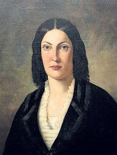 Александра Николаевна Гончарова ( 1811 - 1891) — в зам. баронесса Фогель фон Фризенгоф, фрейлина, сестра Н. Н. Пушкиной.
