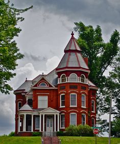 Beautiful Victorian home::