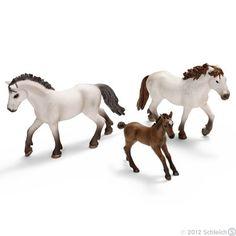 Schleich, Camargue horses