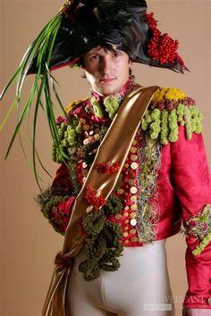 Константин Лазарев, 4 место Russian Cup (Moscow, Russia), 2-3.09.2004 | FLOWERCAST.COM | All about flower design, floristics.