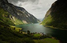 Sognefjord, Noruega