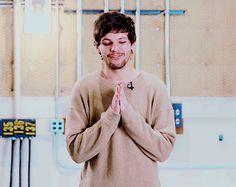 Proud of Louis!