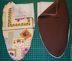 Cover for Iron Tutorial Sac Granny Square, Bow Pillows, Iron Holder, Small Sewing Projects, Sewing Lessons, Pin Cushions, Linen Fabric, Fabric Crafts, Sewing Patterns