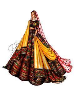 Fashion Illustration Collage, Dress Illustration, Fashion Illustration Dresses, Dress Design Drawing, Dress Design Sketches, Fashion Design Books, Fashion Art, Fashion Figure Drawing, Fashion Model Sketch