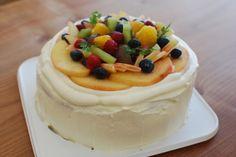 COOKING ROOM 401 Fruit Cake フルーツケーキ
