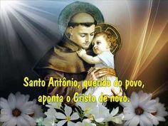 Hino Santo Antonio!!! Pe.Joãozinho