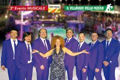 3° evento musicale con l'Orchestra Rossella Ferrari e i Casanova